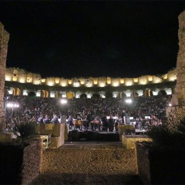 Teatro Romano di Benevento: domenica apertura serale
