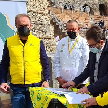 UNESCO, firmato protocollo tra Coldiretti-Terranostra e Parco del Taburno